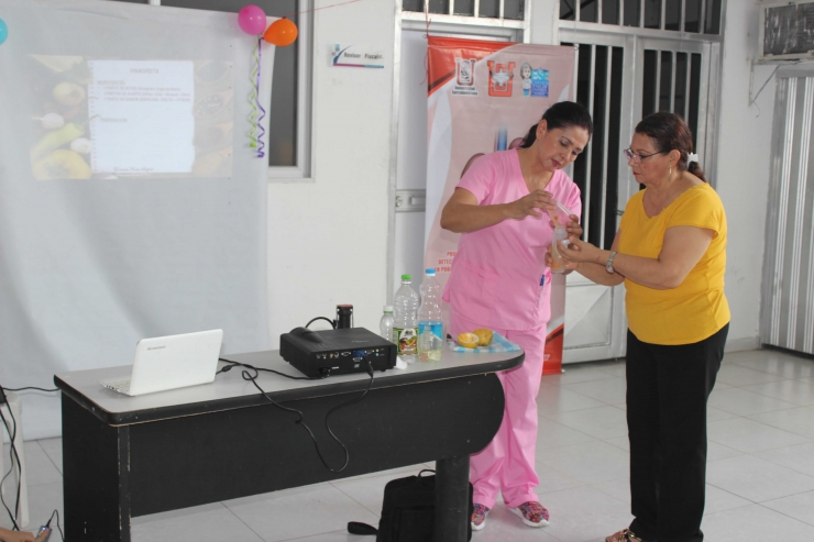 ESE Carmen Emilia Ospina abre espacio y educa a sus pacientes en nefroprotección