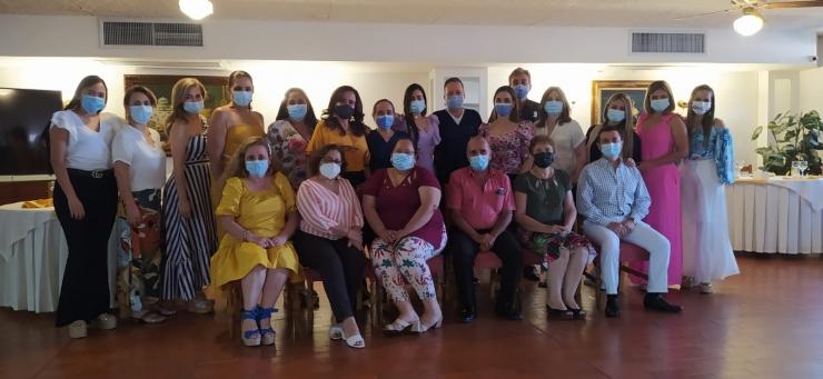 Exaltada labor de los odontólogos de la institución