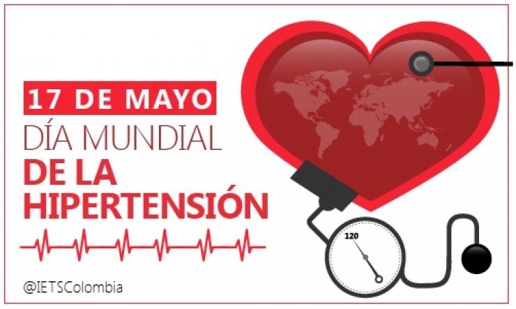 17 de Mayo Día Internacional de la Hipertensión