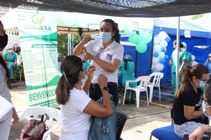 Población sorda de Neiva, agradecida por inclusión en prestación de servicios de salud