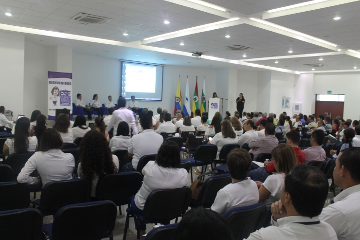 ESE municipal rindió cuentas sobre la vigencia 2017