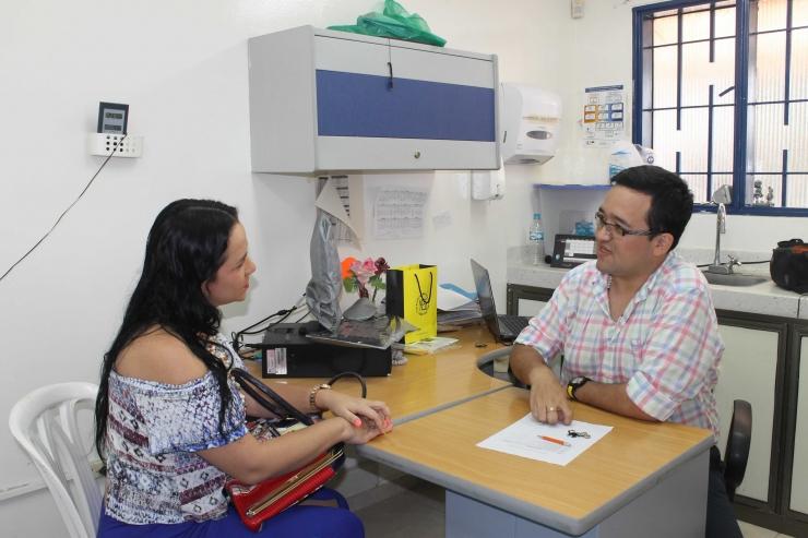 Gerente de la ESE Carmen Emilia Ospina atenderá público desde diferentes centros de salud
