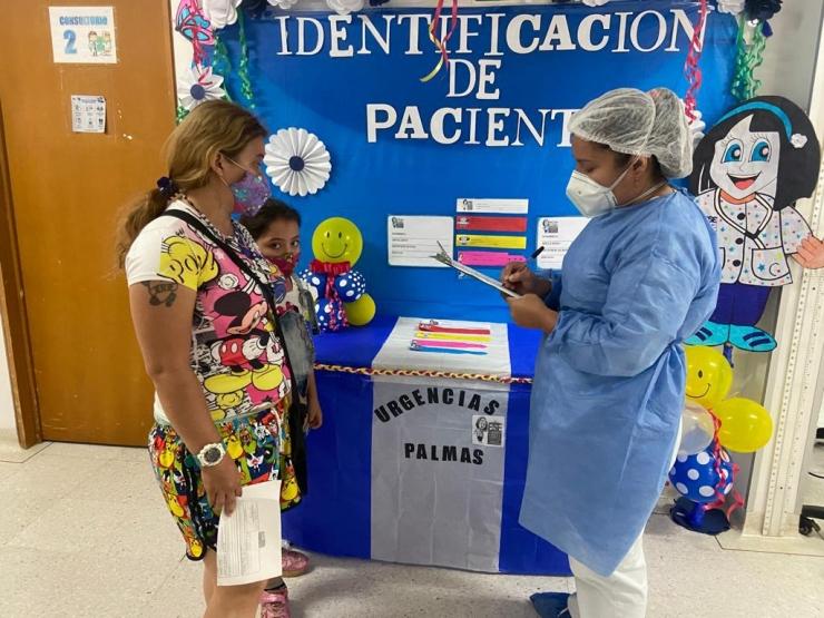 Identificación de pacientes, alternativa para brindar atención de calidad