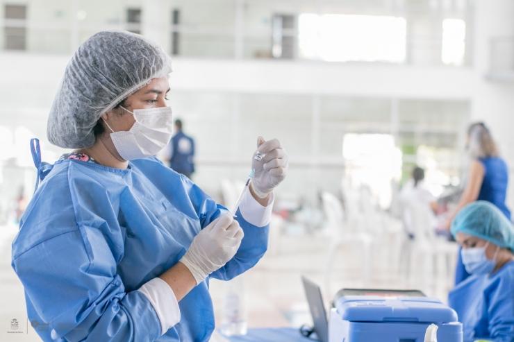 Con 21 Puntos De Vacunación Contra El Covid-19, Neiva Avanza Hacia La Inmunidad De Rebaño