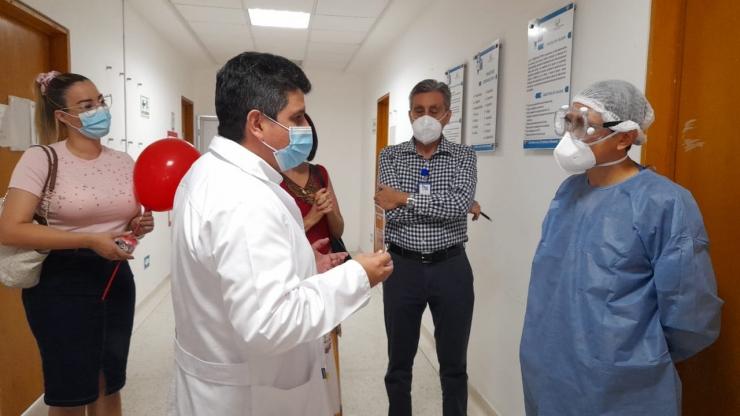 Mauricio Palacios, Un Médico Ejemplo De Humanización Del Servicio